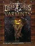 Gurps Deadlands Varimints, EDS Staff, 1556346085