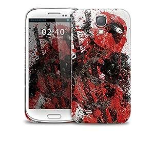 Red Ninja Samsung Galaxy S4 GS4 protective phone case