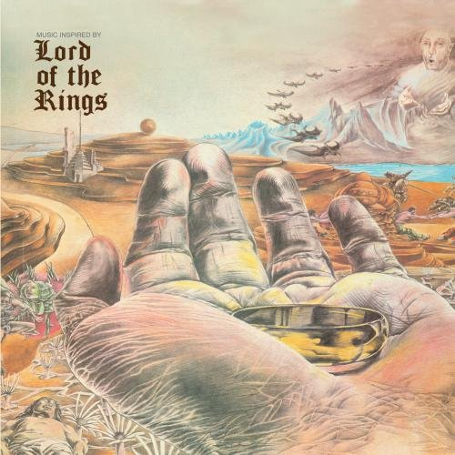 The Lord Of The Rings by VIRGIN