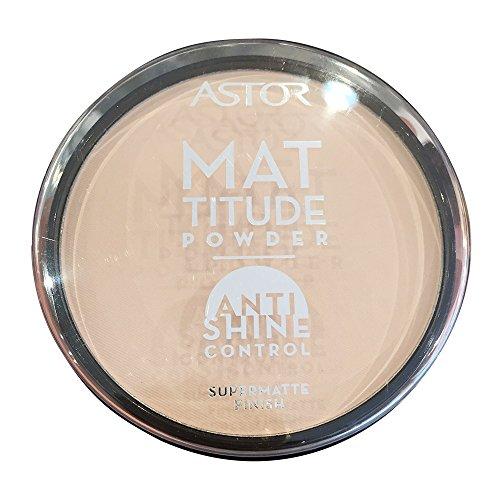 Astor Gesichtspuder Anti Shine Mattitude Powder Ivory 001 (1St)