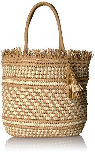 Lucky Inly Tote, natural/ 101