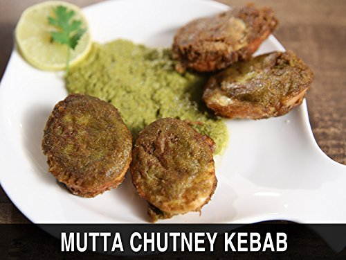 Clip: Egg Chutney Kebab