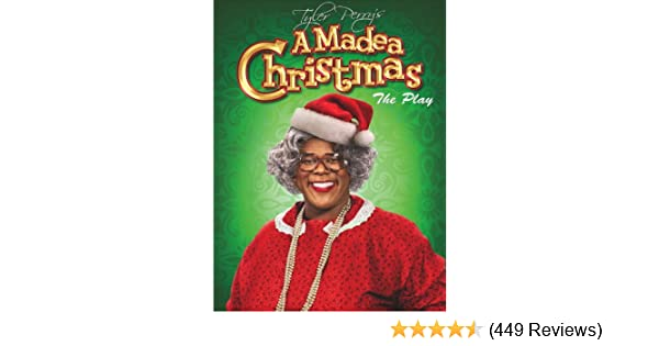 amazoncom tyler perrys a madea christmas the play tyler perry cassi davis chandra currelley young maurice lauchner