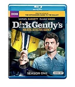 Dirk Gently's Holistic Detective Agency (BD) [Blu-ray]