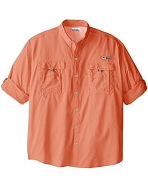 Men's Bahama II Long Sleeve Shirt (Big)