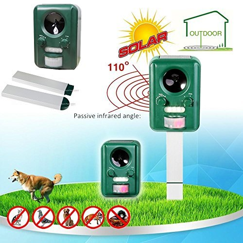 2016-Nr1-BestSeller-Rsistant-aux-intempries-Solaire-ReChargeable--Piles-UltraChat-Sonic-Fox-Antinuisibles-Ultrasons-Animal-Dissuasif-Rpulsif-Scarer-Guirlandes-Sonic-Convient--Jardin-Cour-Ferme-Extrieu