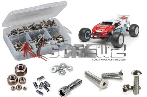 RC Screwz Stainless Steel Screw Kit for Associated T4.2 RTR/Factory #ass051
