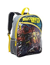 Transformers 16 inch Backpack (Autobots Roll Out)