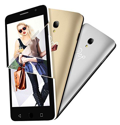ALCATEL ONETOUCH Pop Star 3G SIM-Free Smartphone - White/Silver/Gold