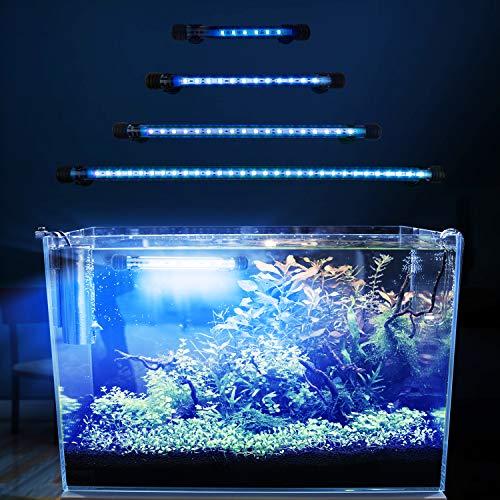Trocal Led Control: Aquarium Abdeckung 60x30 Cm, 15 Watt, Schwarz Inkl