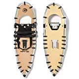 NORTHERN LITES Quicksilver 30 Snowshoes Tan/Alum Brown One Size