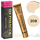 Dermacol Make Up Cover 208 Fondotinta - 1 Prodotto