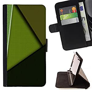 Jordan Colourful Shop - pattern black lines abstract For Apple Iphone 5 / 5S - Leather Case Absorci???¡¯???€????€?????????