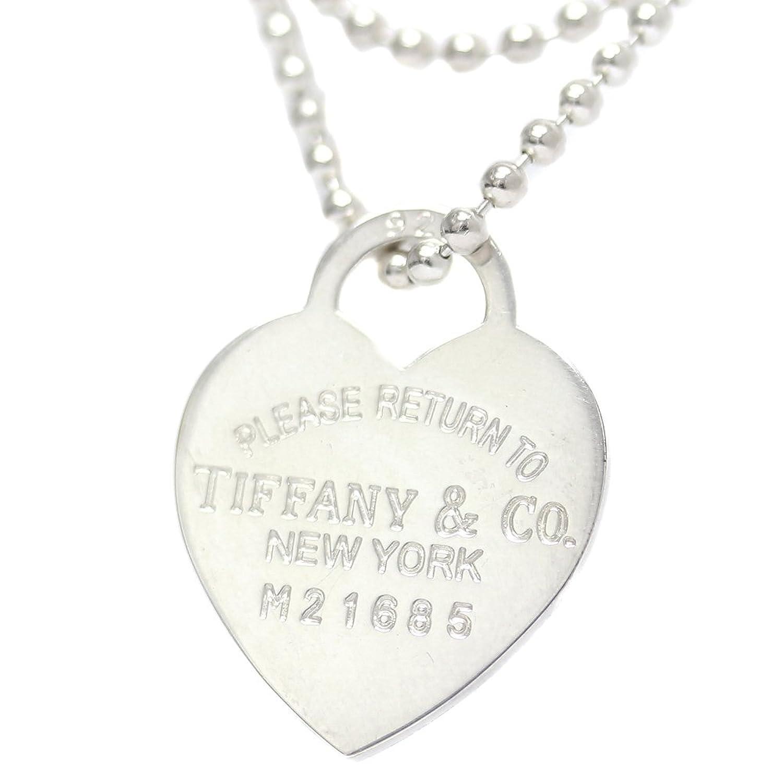 Tiffany&Co(ティファニー) SV925 リターン トゥ ハート タグ ネックレス シルバー (中古) B074Z6869C