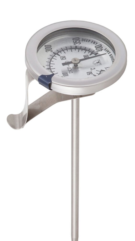 Crestware Dial Candy Deep Fry Thermometer