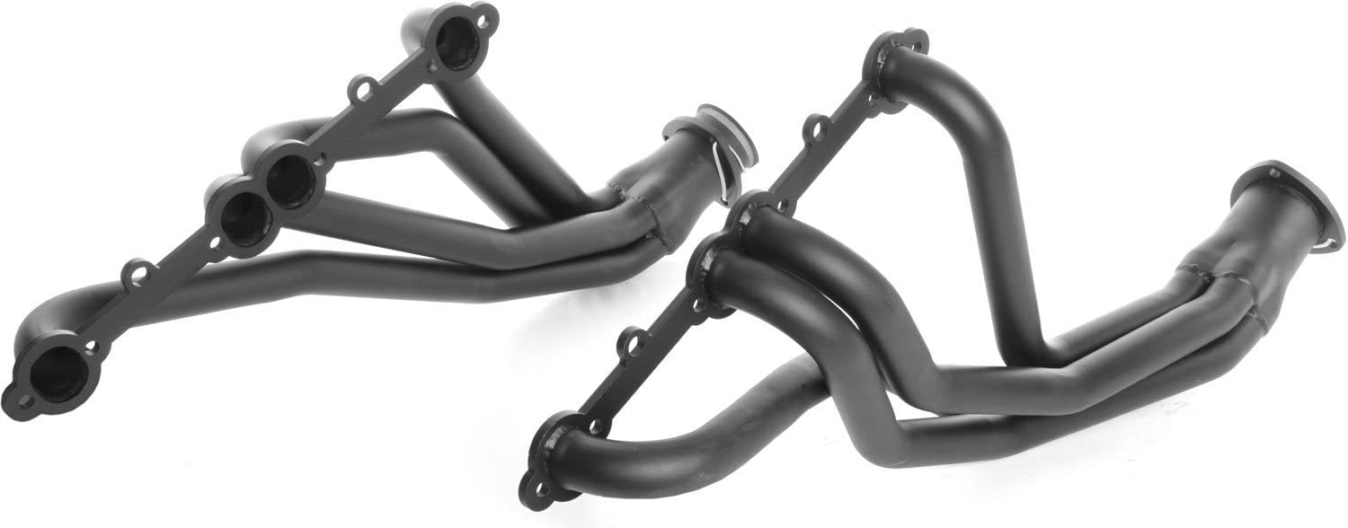 JEGS 30055 Painted Long Tube Headers for Small Block Chevy 265-400