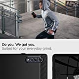Spigen Rugged Armor Designed for LG Velvet Case
