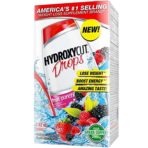 Hydroxycut Weight Loss Drops 1 62