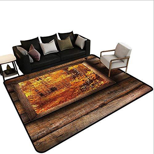 Fall,Floor Mat Home Decoration Supplies 48