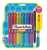 Paper Mate InkJoy Gel Pens, Medium Point, Assorted Colors, 10-Count