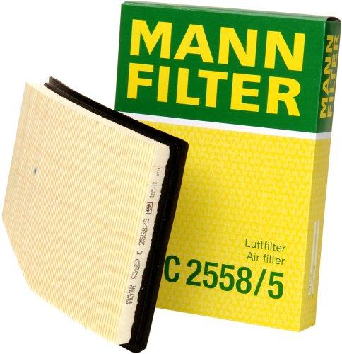 mann-filter-c-2558-5-air-filter