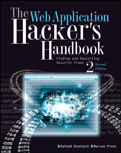 The Web Application Hacker's Handbook: Finding and Exploiting Security Flaws - Java Chrome Wall