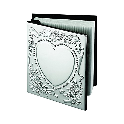 Creative Gifts Sweetheart Album in Nickel