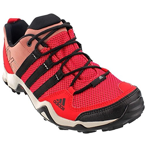 Adidas+Outdoor+AX+2+Hiking+Shoe+-+Women%27s+Ray+Red%2FBlack%2FRaw+Pink%2C+7.5