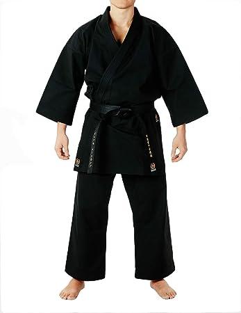 Amazon.com: Seishin Premium - Kimono de karate para hombre ...