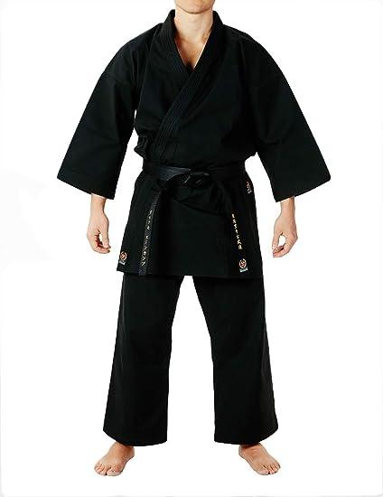 dc8799cb Amazon.com : Seishin Premium Adult Karate Gi Uniform Men - White WKF ...