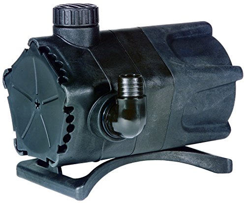 LITTLE GIANT Direct Drive Waterfall Pump with 16 Foot Cord 4280gph ()