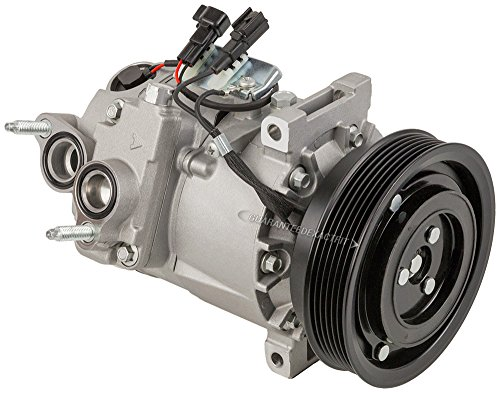 Volvo S80 A/c Compressor (Brand New Premium Quality AC Compressor & A/C Clutch For Volvo & Land Rover - BuyAutoParts 60-02344NA New)
