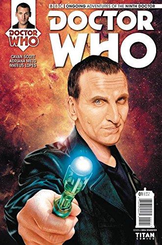 Download Doctor Who 9th #1 Cvr A Standefer PDF