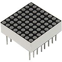 KWM-20881CSB Display LED matrix 8x8 red 3-4.5mcd cathode