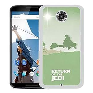 Return Of The Jedi (2) Google Nexus 6 Phone Case On Sale
