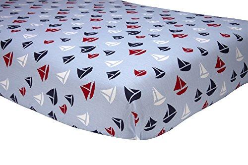 boat crib sheet - 3