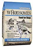 SPORTMiX Wholesome Fish Meal and Rice Formula Dry Dog Food, 40-Pound Bag