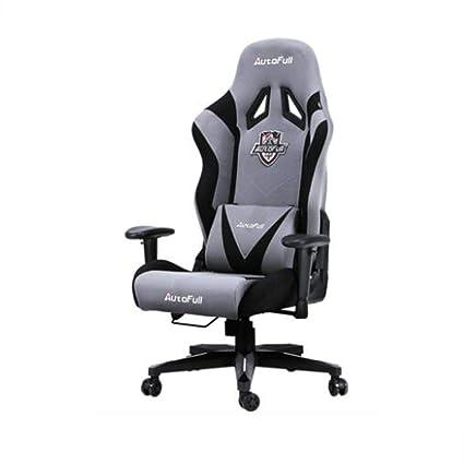 Hqq Home Computer Chair Sedia Girevole Regolabile Poltrona