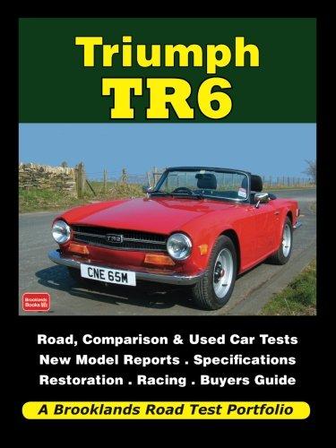 Triumph TR6 (Road Test Portfolio) ()