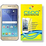 CEDO for Samsung Galaxy J2(6) 2016 J210 - anti shatter Tempered Glass Screen Protector