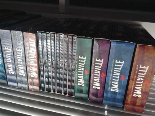 Smallville: The Complete Series, Seasons 1-10 (Smallville Season 2 compare prices)