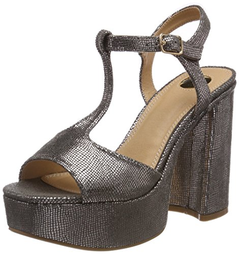 6 001 T Zm Grey Grey 01 Bar Liz 314642 Sandals Buffalo Women's Jsxy wIOaaq