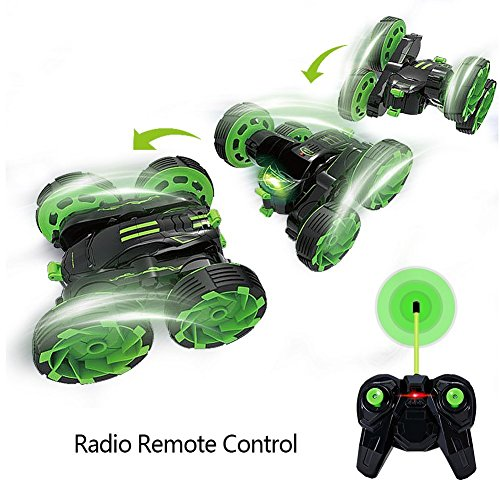 Rc Cars Off Road 4wd Remote Control Monster Truck Rotate