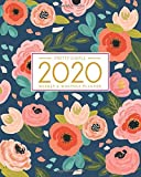 2020 Planner Weekly and Monthly: January to