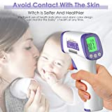 Infrared Forehead Thermometer for Adults, BLScode