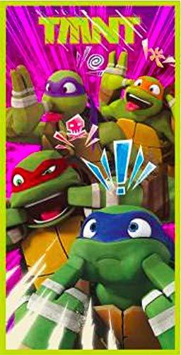 Toalla Tortugas Ninja. Licencia Oficial. Teenage Mutant ...