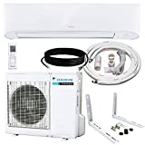 Daikin 17 SEER Wall-Mounted Ductless Mini-Split