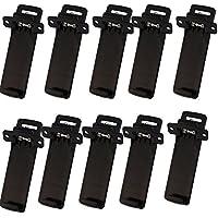 Baofeng UV5R Belt Clip Two-Way Radios Walkie Talkie Belt Clip for Baofeng UV-5R Series 10 Pcs/Set