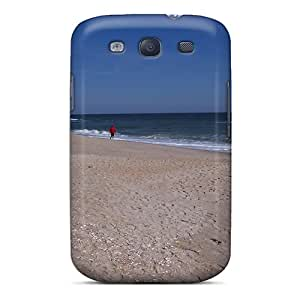Hot Snap-on Lonely Walk Hard Cover Case/ Protective Case For Galaxy S3