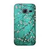 FASHEEN Premium Designer Soft Case Back Cover for Samsung Galaxy J1 Mini